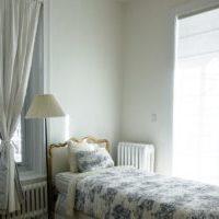 フレンチシック ナチュラルなカーテンで部屋を模様替え