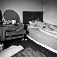 狭い部屋に置くテレビ台 アパルトマンインテリア