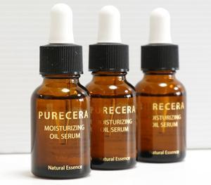 オーガニック100%のオイルでセラミド補給!ピュアセラ美容オイル