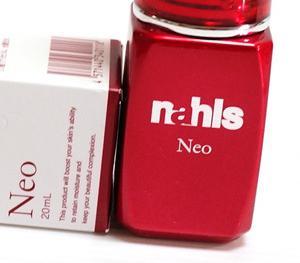 エイジングサインを感じたら。ナールスゲン&ネオダーミル配合ナールスネオ