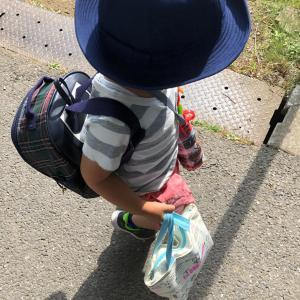モンテッソーリ教育を取り入れている幼稚園に通う孫