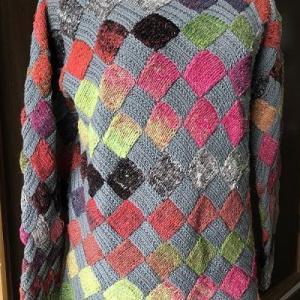 バスケット編み