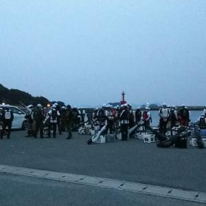 6月2日 釣士道本部チヌ釣り親睦大会