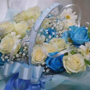 宅配便で贈る結婚祝いのお花