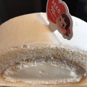 米粉のミルキークリームロール