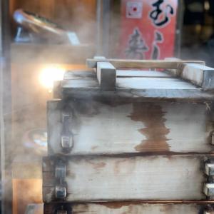 乙羽の蒸し寿司