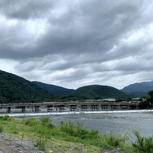 こっそり京都嵐山へ