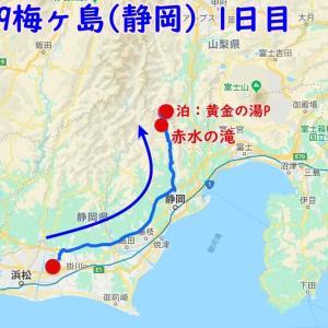 2019 11月 梅ヶ島(静岡)11/14、15