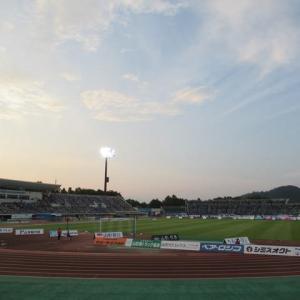 第14節 ホーム対甲府 3-1 加藤初ゴール、北川2得点でブレイクの予感、またも上位食い!