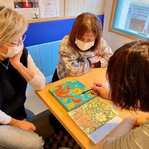 モザイクタイル教室