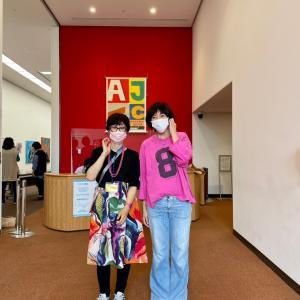 東京都美術館での展示スタート‼️