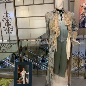 花組の衣装展示