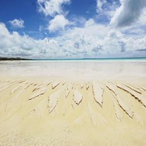 砂浜が特に美しかった伊良部島渡口の浜2019