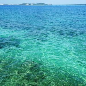 宮古島の地味な方の平安名崎 西平安名崎2020