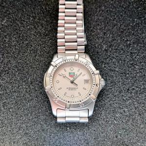 ( ̄‥ ̄) 28年前に買ったこの時計なんだけどね。
