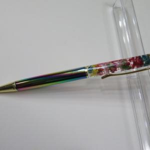 4年ぶり第9回個展&教室展のお知らせ&素適なハーバリウムボールペンの体験