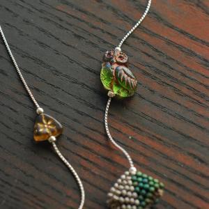 新作「Carré」 necklace