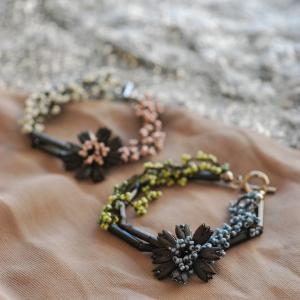「Orental bracelet」の作り方動画について