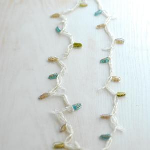 再販◆「若葉のネックレス」