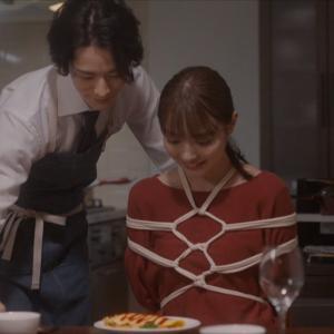 内田理央、亀甲縛り&キスベッドシーン画像が過激すぎる!エロドラマ「来世ではちゃんとします」でSM緊縛に挑戦!