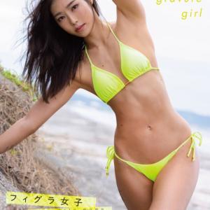 筋肉美女とももともも、初水着グラビアDVDで肉体美を大胆披露ww引き締まった腹筋と美ヒップラインは芸術的!「フィグラ女子」の動画、画像まとめ!
