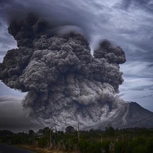 山火事の煙がカナダまで届く?