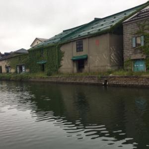 ほっと一息 (*´ω`*) 小樽運河