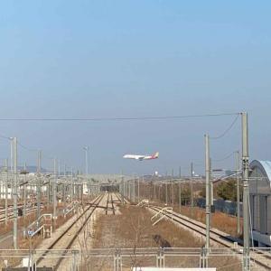【2020年02月 ソウル】旅レポ3 ~ リニアモノレールは飛行機好きにはたまらない ~