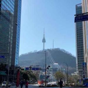 【2020年02月 ソウル】旅レポ6 ~ 明洞からバスで新羅免税店へ ~