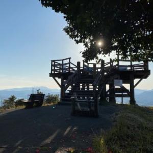 【宮崎をさるく】360度の眺望ができる「遠見山展望台」(門川町)