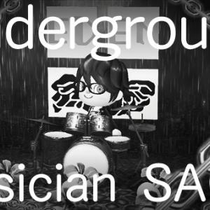 【あつ森:053】「Underground Musician SAORI」