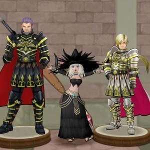 【DQ10】DQ11コラボ情報公開!&「グレイグの像」「ホメロスの像」を受け取ってきました!