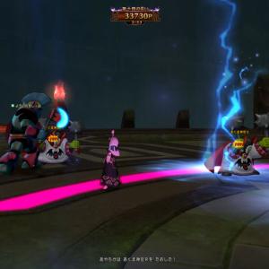 【DQ10】万魔の塔、天地雷鳴士の立ち回りについて