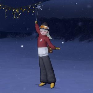 【DQ10】クリスマスイベ開始!クエスト「ツリーは白銀に消ゆ」をクリアしてきました!