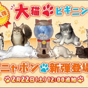 【DQ10】22日に『ガニャポン』第九弾「大猫ビギニング」登場!