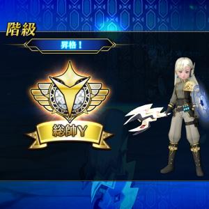 【DQ10】総帥Yに昇格しました…!