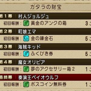 【DQ10】「黄昏の奏戦記」と「ロスターのお題」が更新されました!(2021/7/1~14)