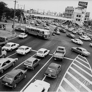 交通戦争と呼ばれていた時代があった