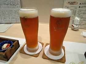 『新鮮な魚とお酒 』