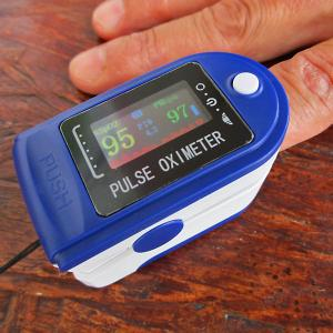 『動脈血の酸素飽和度(SpO2)を計測できる測定器』