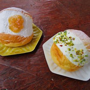 『イタリア・ローマの名物で、現地では朝食として』