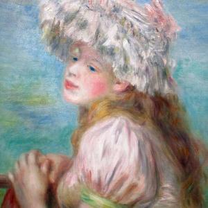 『印象派絵画のコレクションは日本最大級。』