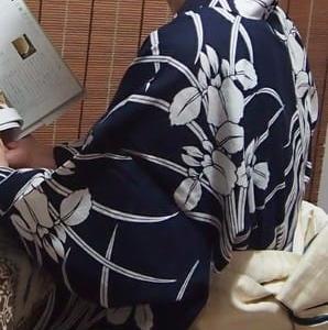 コロナ自粛休憩・ひとりヘア・カット&浴衣&アベノマスクの不思議