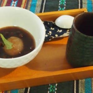 加門七海「着物憑き」・このところすっかりおうちカフェ