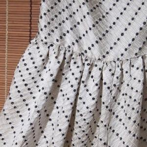 着物解いてギャザースカート作りました&一日五回食にして