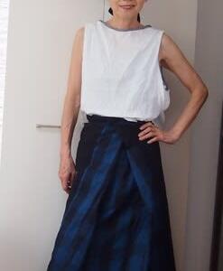 世界一安く何通りにも着れるスカート