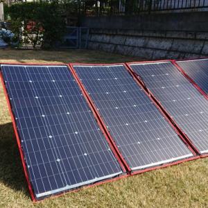 ポータブル太陽光発電の可能性