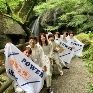 【開催レポ①オトナの女子旅】月待の滝