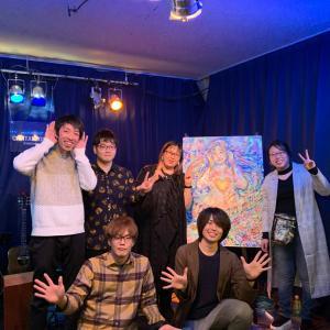 2/9(木)主催イベント『幸せの輪 Vol.4』@カンタループⅡ。