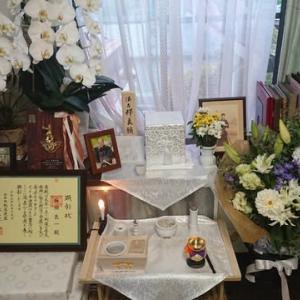 亡くなった主人に全日本剣道連盟から顕彰状が
